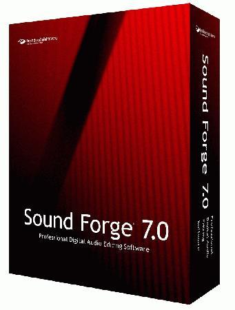 Sound Forge - это очень хороший и удобный цифровой аудио-редактор, в состав